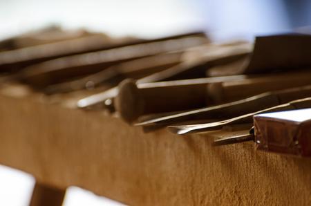 talla en madera: Herramientas Talla en madera