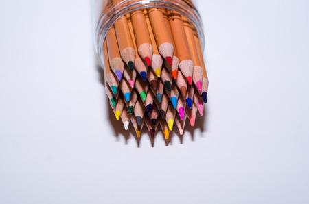 color pencils: Color pencils
