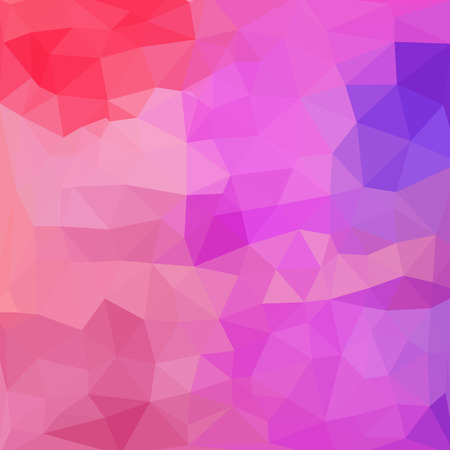 Triangles pattern of geometric shapes. Colorful mosaic backdrop. Geometric hipster retro background, place your text on the top of it. Retro triangle background. Backdrop Vector