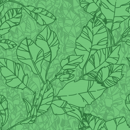 green  pattern with leaf,summer leaf background