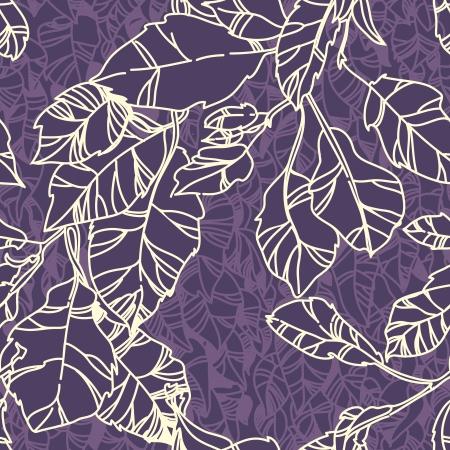 Floral seamless pattern Reklamní fotografie - 14315524