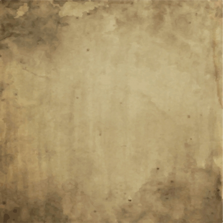 abstract grunge background old paper texture  Vector