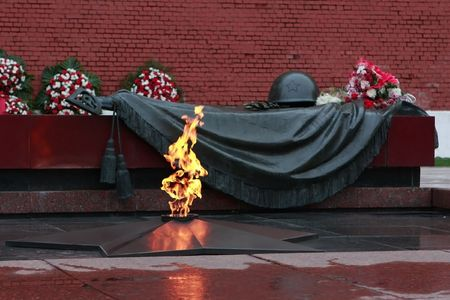 moscow eternal flame