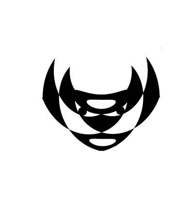 devil tatoo Vector