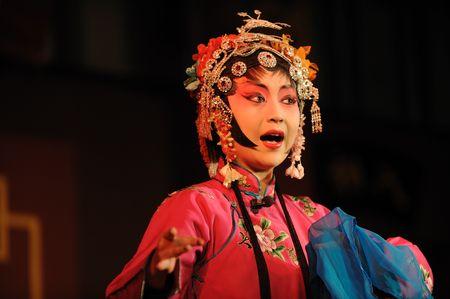 china opera actor