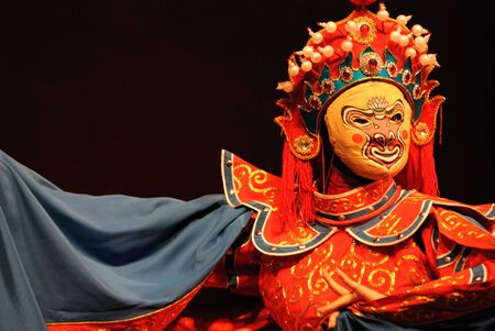 Sichuan opera is one of the Chinese oldest local operas