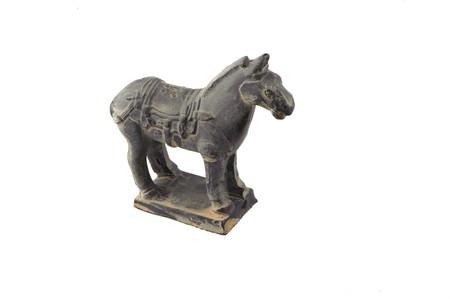 terra: Terra Cotta Warriors Horse Editorial