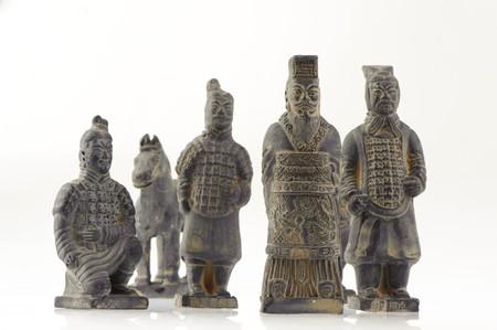 terra: Terra Cotta Warriors