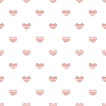 Textil-Herzmuster