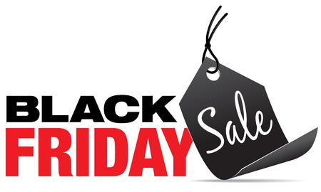 pricetag: Black Friday Sale