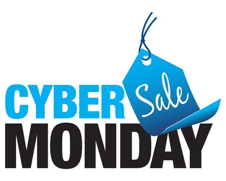 Cyber ??Monday Banque d'images - 34151894