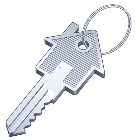 Real Estate House Key