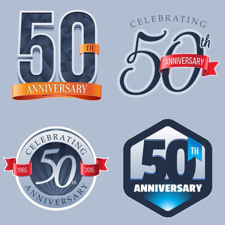50 years: 50 Years Anniversary Logo