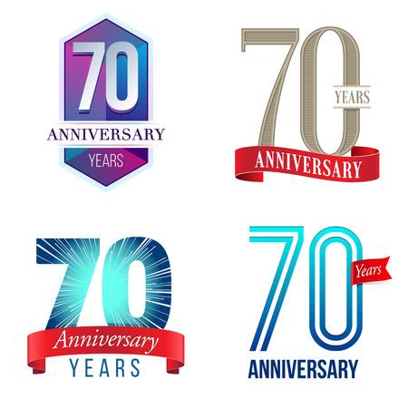 70 周年記念