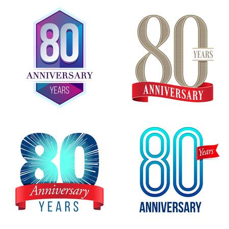 anniversaire: 80 ans Anniversaire