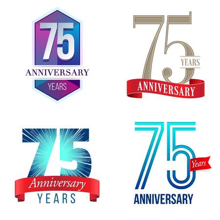 75 周年記念