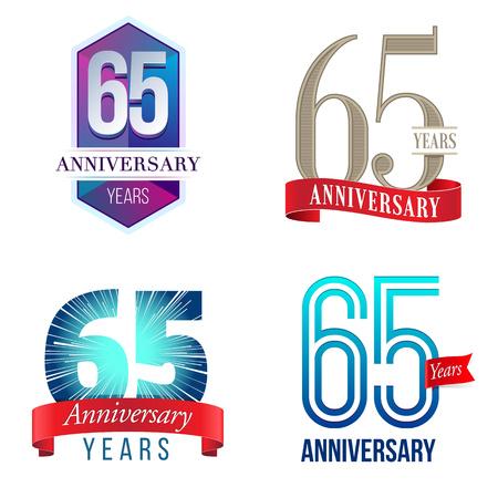 65 Years Anniversary