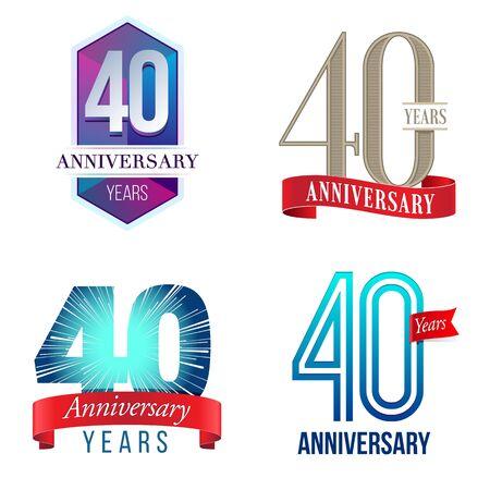 40 周年記念