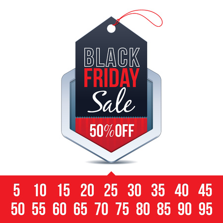Black Friday Sale Badge