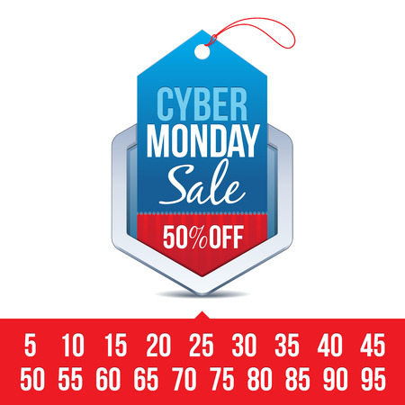 Cyber Monday Sale Badge