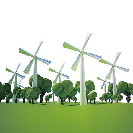 clean energy: clean energy Stock Photo