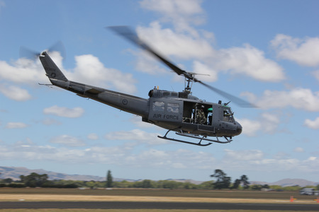 Bell UH-1 Stock Photo - 124912053