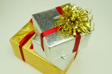 Gift boxes are ready to go in the felicitous