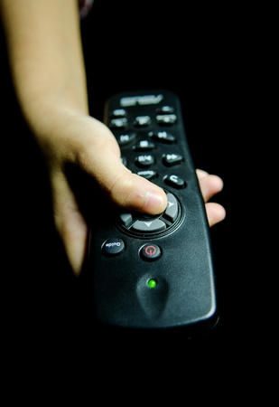 An electrical remote control makes it easy.