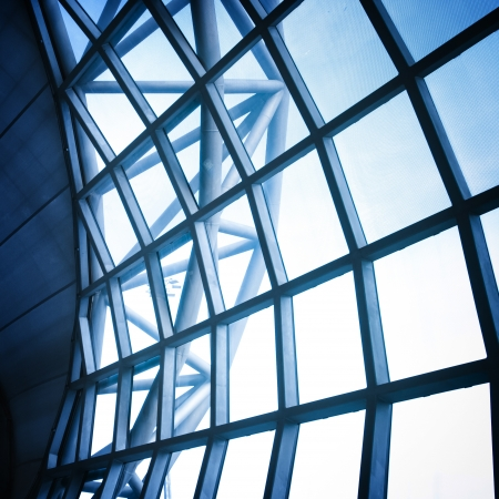 Modern Window architectural structure Abstract Composition photo