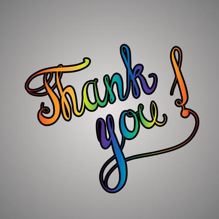 thank you. Prismatic writing vector Vector