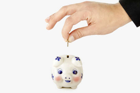 piggy bank photo