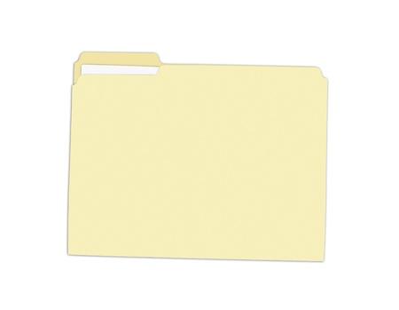 folders: Yellow Folder