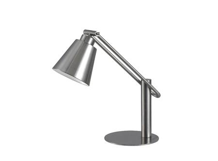 Desk Lamp, isolated photo