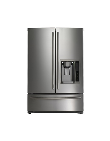 Modern refrigerator Stock Photo - 9587240