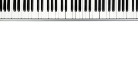 black piano: piano keyboard