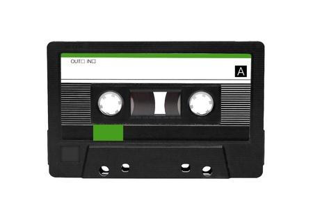 cintas: registro de cinta aislado en blanco