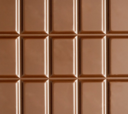 Chocolate background Stockfoto