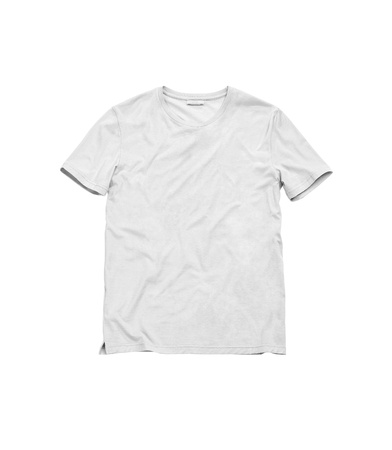 Unisex T-shirt template Stock Photo - 10351508