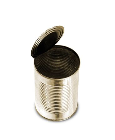 Open Tin Can photo