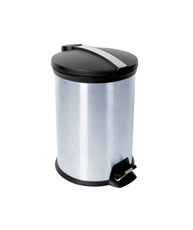 Office Trash Can Stock Photo   13169172