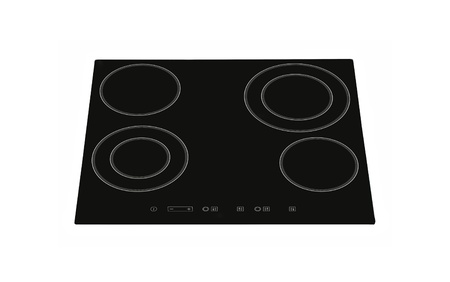 Electrical hob photo