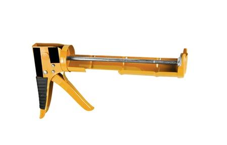 caulk: caulk gun