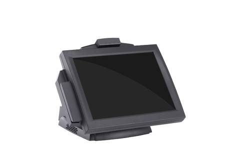 GPS navigator on a white background for you photo
