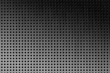 meshed: metal grid background for you illustration .