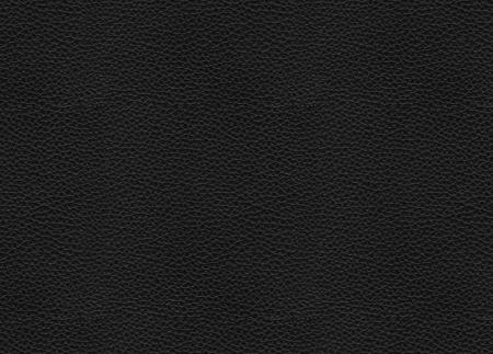 schwarzes Leder Textur Hintergrund guter Qualität. Standard-Bild
