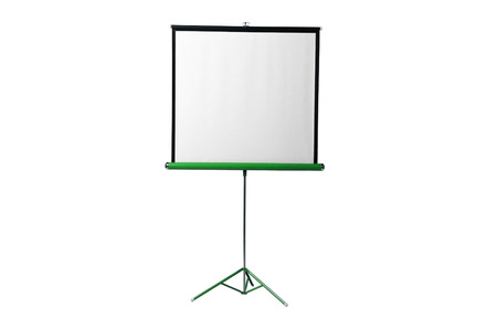 Flip Chart isolated on a white background photo