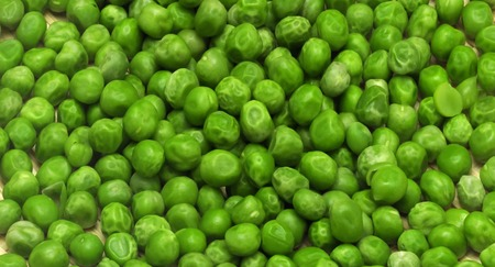 shelling: Shelling peas close up for your background Stock Photo