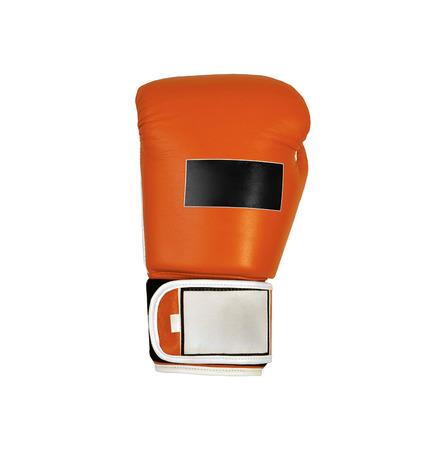 glove box orange colour photo