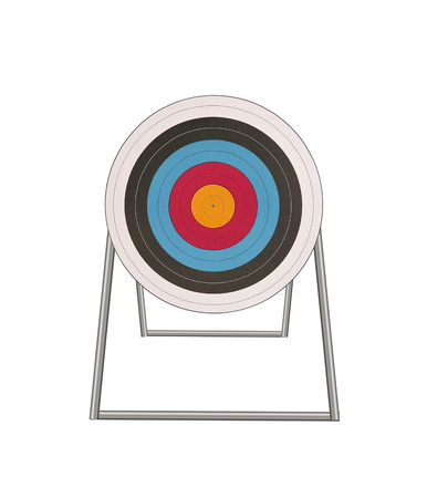 contextual: objetivo de placa aislada