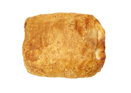 phono: cheese pie baked with puff pastry